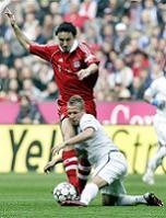Футбол германии на куличкахбавария, гамбург, шальке, вердер, штутгарт