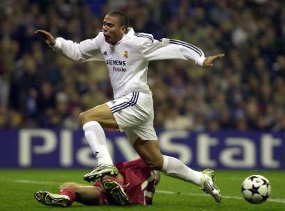 Лига Чемпионов 2002/2003, второй групповой этап, 2-й тур, Реал (Мадрид) - Локомотив (Москва)