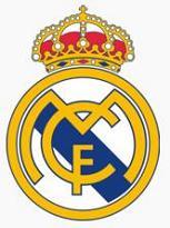 Эмблема мадридского Реала