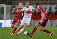 Польша - Латвия