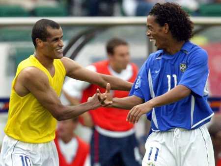 Роналдиньо на ЧМ 2002